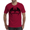 Tribal Vampire Bat Mens T-Shirt
