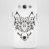 Tribal Wolf Phone Case