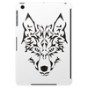 Tribal Wolf Tablet (vertical)