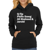 TRIBE CALLED QUEST NAMES Womens Hoodie