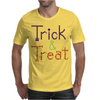 Trick and Treat Mens T-Shirt