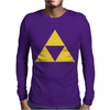 Triforce Mens Long Sleeve T-Shirt
