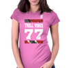 TRILL VIBES Womens Fitted T-Shirt