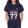 TRILL VIBES Womens Polo