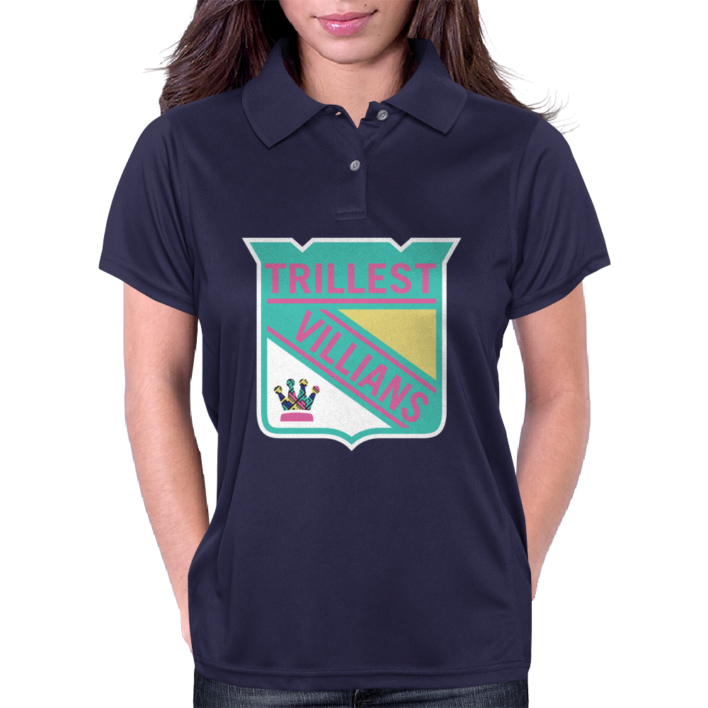 Trillest Villians Womens Polo