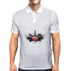 Trinidad and Tobago Island Crest Mens Polo
