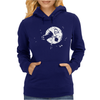 Trip to the Moon Womens Hoodie