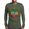 Triskell Rasta Mens Long Sleeve T-Shirt