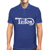 Triton Cafe Racer Motorcycle Mens Polo