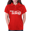 Triton Cafe Racer Motorcycle Womens Polo
