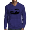 Triumph TR5 Classic British Sports Car Mens Hoodie