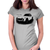 Triumph TR5 Classic British Sports Car Womens Fitted T-Shirt