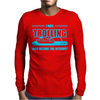 Trolling Before The Internet Mens Long Sleeve T-Shirt