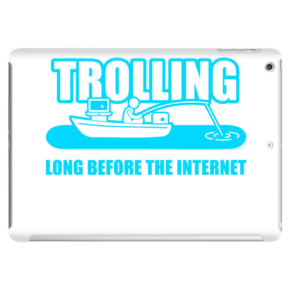 Trolling Before The Internet Tablet