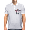 Tropic Sea Turtle Mens Polo