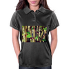 Tropical Plant Womens Polo