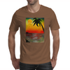 Tropical Sunset Mens T-Shirt