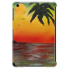 Tropical Sunset Tablet (vertical)