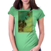 Tropical Vestige Womens Fitted T-Shirt