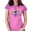 ©TroubleCar Womens Fitted T-Shirt