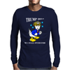 Trump 2016 Donald We Shall Overcomb Mens Long Sleeve T-Shirt
