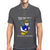 Trump 2016 Donald We Shall Overcomb Mens Polo