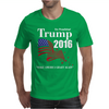 Trump 2016 Election Make America Great Again Mens T-Shirt