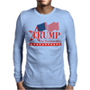 Trump 2016 For President Election Mens Long Sleeve T-Shirt
