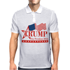 Trump 2016 For President Election Mens Polo