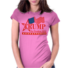 Trump 2016 For President Election Womens Fitted T-Shirt