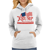 Trump 2016 For President Election Womens Hoodie