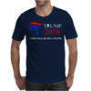 Trump 2016 Hell Mens T-Shirt