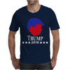 Trump For President 2016 Election Republican Political Mens T-Shirt