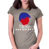Trump For President 2016 Election Republican Political Womens Fitted T-Shirt