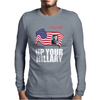 Trump for President 2016 Funny Mens Long Sleeve T-Shirt
