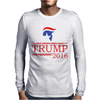 TRUMP for President 2016 Make America Great Again Mens Long Sleeve T-Shirt