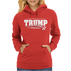 Trump For President 2016 Make America Great Again Womens Hoodie