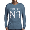 Trust No Mens Long Sleeve T-Shirt
