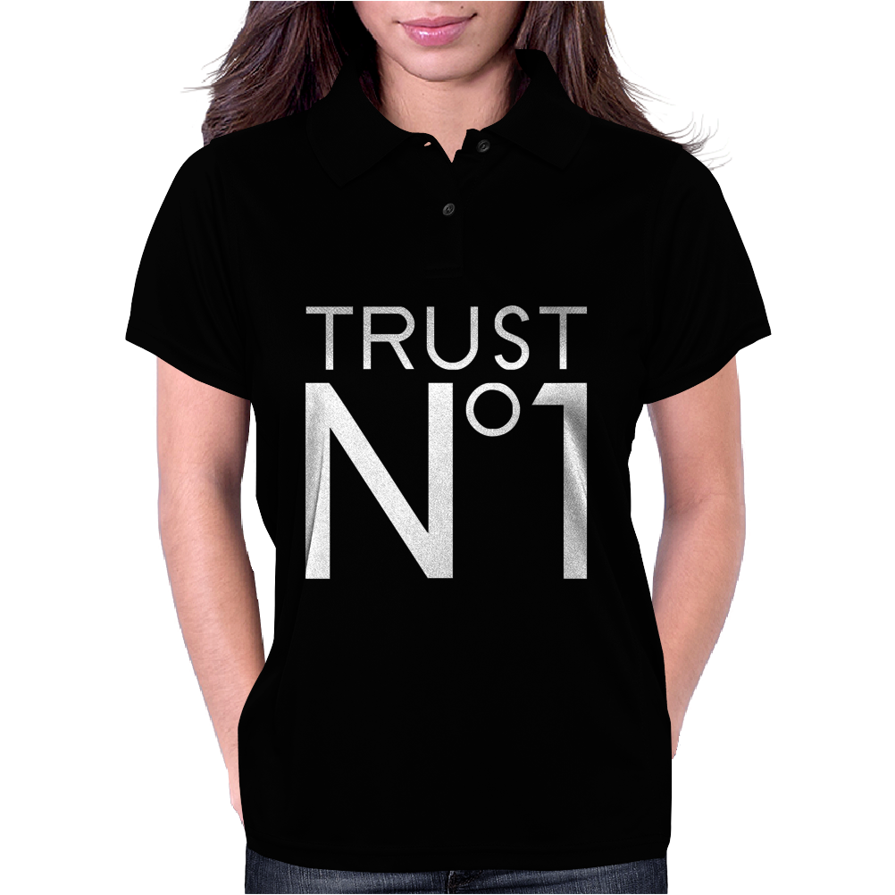 Trust No Womens Polo