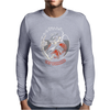 Try burning Mens Long Sleeve T-Shirt