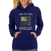 Try Restart New Womens Hoodie