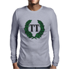 TT Winners Wreath Green Mens Long Sleeve T-Shirt