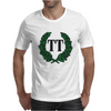 TT Winners Wreath Green Mens T-Shirt