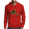 Tucan arcoiris, animal Colombia Mens Hoodie