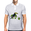 Tucan arcoiris, animal Colombia Mens Polo