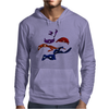 Turtles in a Half Shell Mens Hoodie
