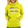 Turtles  Splinter Ninja Serie Fun Womens Hoodie