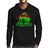 Turtles  Splinter Ninja Serie Funny Mens Hoodie
