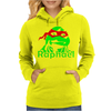 Turtles  Splinter Ninja Serie Funny Womens Hoodie