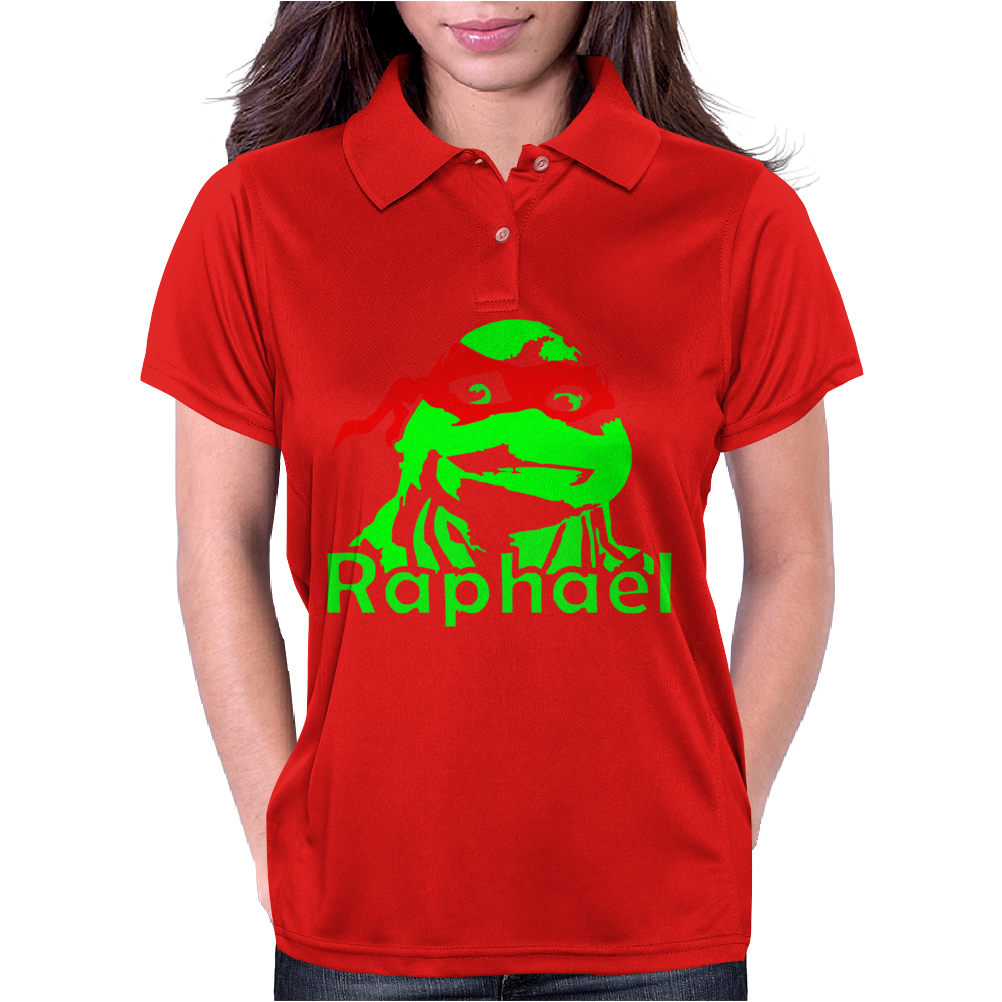 Turtles  Splinter Ninja Serie Funny Womens Polo